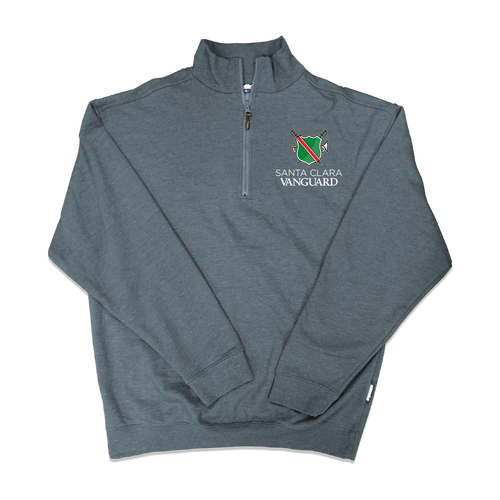 Product of the Week: Embroidered Logo 1/4 Zip