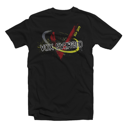 2019 Santa Clara Vanguard Tour Shirt
