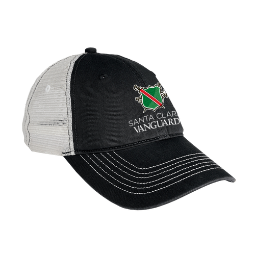 Santa Clara Vanguard Logo Cap