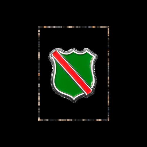 SCV Logo Pin