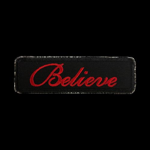SCV Believe Patch