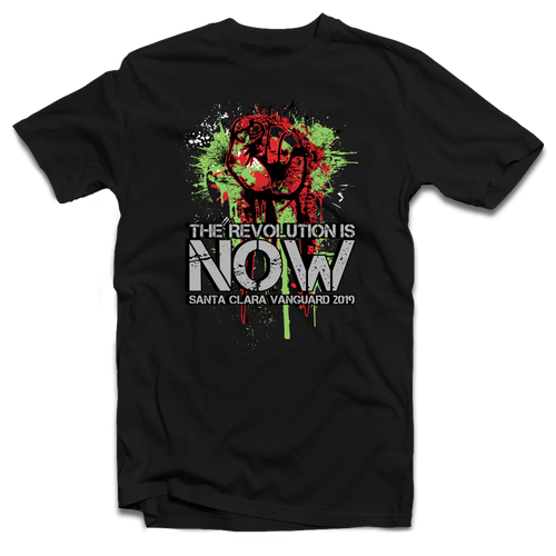 2019 The Revolution is Now Show T-Shirt