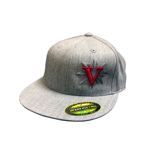 SCV Star Flat Bill Cap