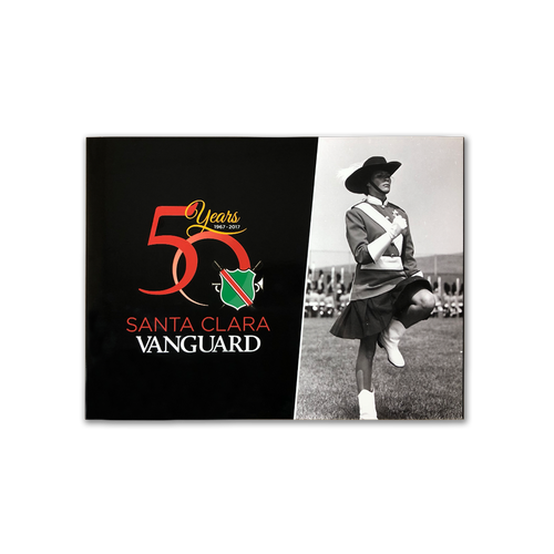 SCVanguard 50th Anniversary Book