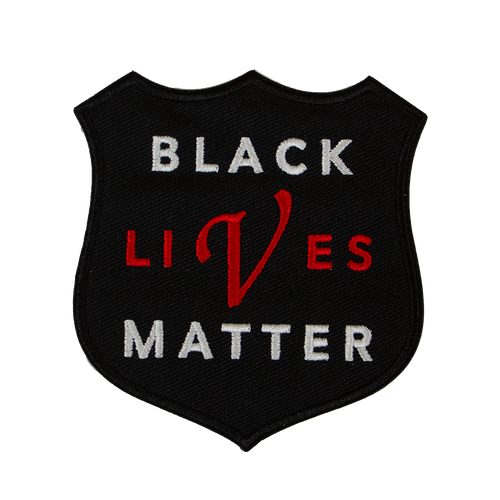 SCV Black Lives Matter Patch