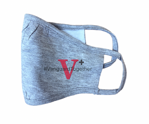 SCV #VanguardTogether Fabric Face Mask
