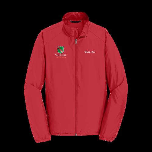 SCV Red VIP Volunteer Jacket