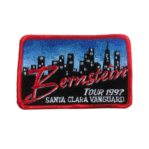 1997 Bernstein Tour Patch