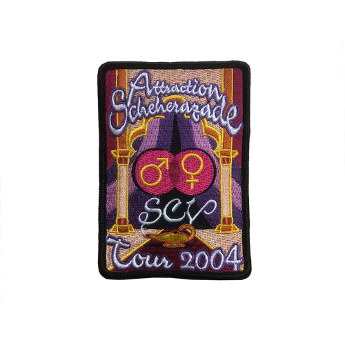 2004 Attraction: The Music of Scheherazade Show Patch