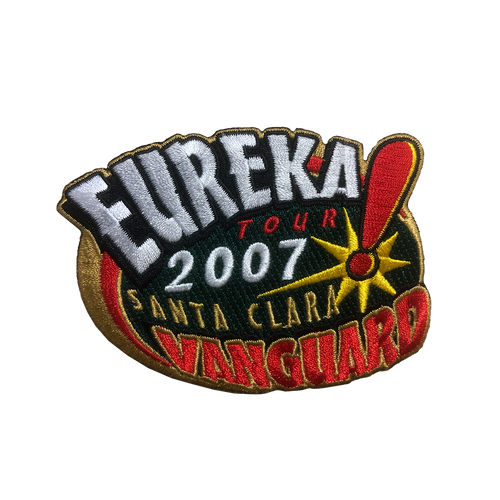 2007 Eureka Tour Patch