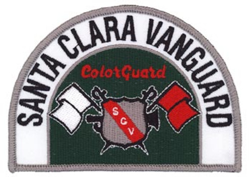 SCV Guard Half Circle Patch