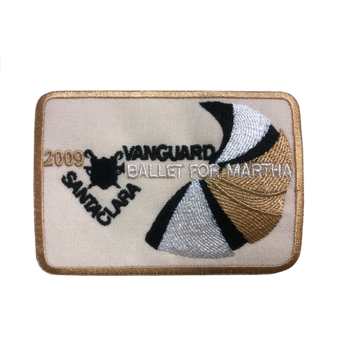 2009 Ballet for Martha Show Patch