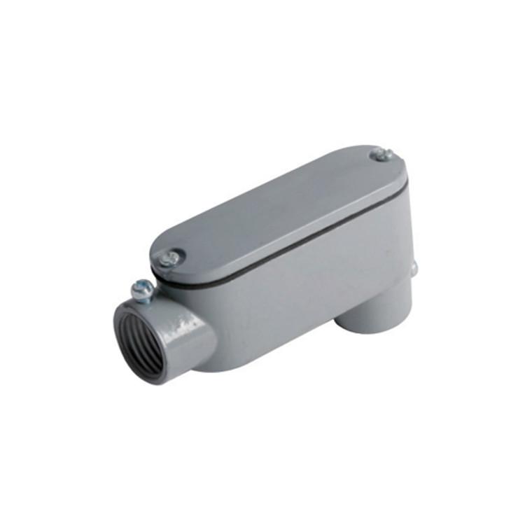 LB Aluminum Conduit Body - Combo