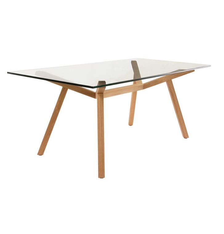 Finland 1.8 Rectangular Dining Table
