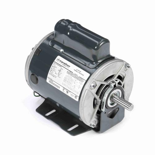 Marathon C138 3/4 HP 1800 RPM 115/208-230 Volts General Purpose Motor