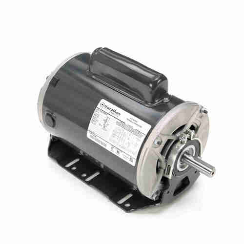 Marathon C552 1/2 HP 1200 RPM 115/230 Volts General Purpose Motor