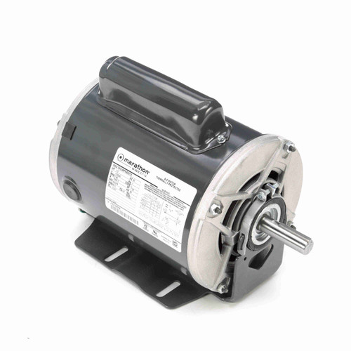 Marathon C548 1/3 HP 1200 RPM 115/230 Volts General Purpose Motor