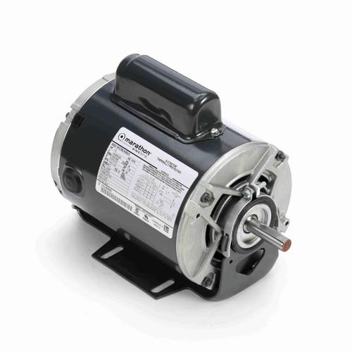 Marathon C210 1/3 HP 1800 RPM 115/208-230 Volts General Purpose Motor