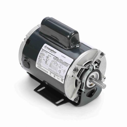 Marathon C209 1/3 HP 1800 RPM 115/208-230 Volts General Purpose Motor