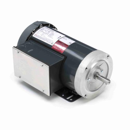 Marathon D316 3 HP 3600 RPM 208-230 Volts General Purpose Motor