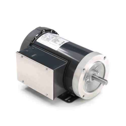 Marathon G574 1-1/2 HP 1800 RPM 115/208-230 Volts General Purpose Motor