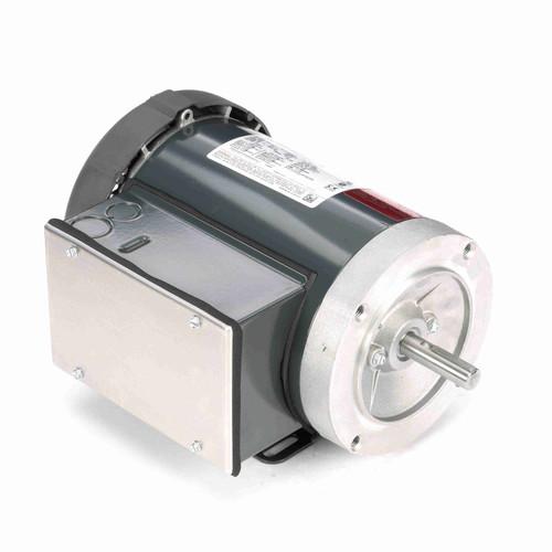 Marathon D314 1-1/2 HP 3600 RPM 115/208-230 Volts General Purpose Motor