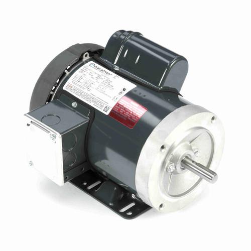 Marathon G573 1 HP 1800 RPM 115/208-230 Volts General Purpose Motor