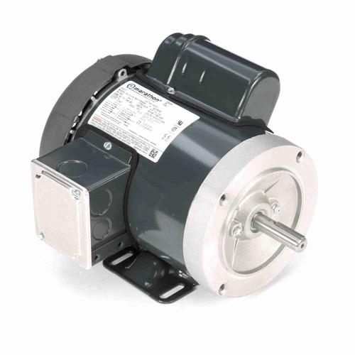 Marathon G570 1/3 HP 1800 RPM 115/208-230 Volts General Purpose Motor