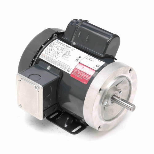 Marathon G577 1/4 HP 1200 RPM 115/208-230 Volts General Purpose Motor