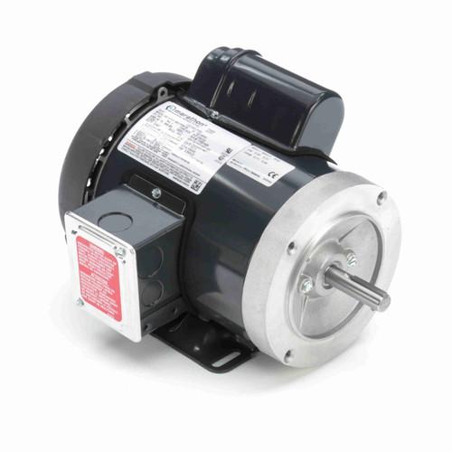 Marathon F133 3/4 HP 1800 RPM 115/208-230 Volts General Purpose Motor