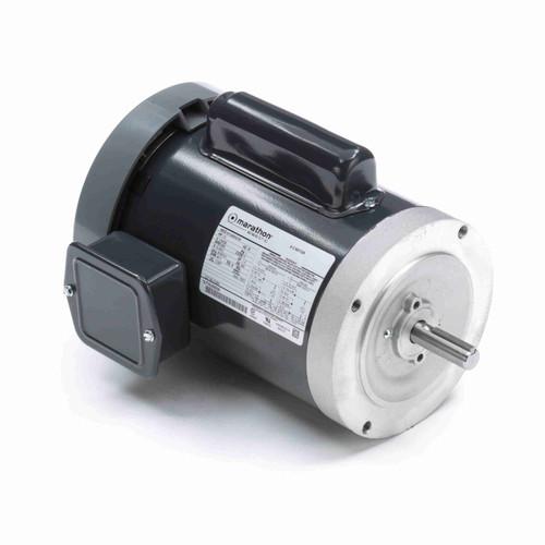 Marathon C1424 1-1/2 HP 3600 RPM 115/230 Volts General Purpose Motor