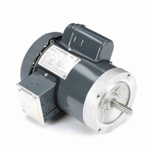 Marathon G518 1 HP 3600 RPM 115/208-230 Volts General Purpose Motor