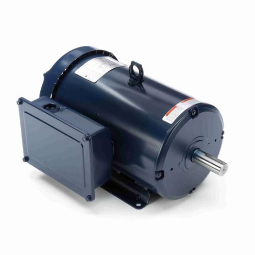 Marathon I214A 5 HP 1800 RPM 208-230 Volts General Purpose Motor