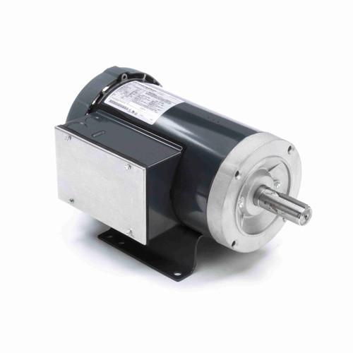 Marathon I212 2 HP 1800 RPM 115/208-230 Volts General Purpose Motor
