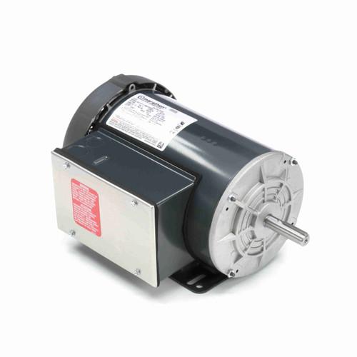Marathon G378 1-1/2 HP 1800 RPM 115/208-230 Volts General Purpose Motor
