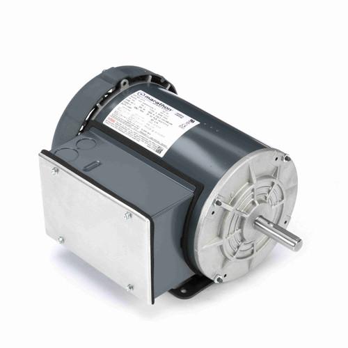 Marathon G374 1-1/2 HP 3600 RPM 115/208-230 Volts General Purpose Motor