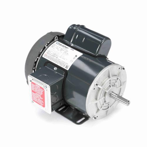 Marathon G373 1 HP 1800 RPM 115/208-230 Volts General Purpose Motor