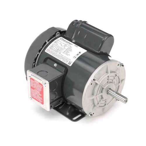 Marathon G356 3/4 HP 1800 RPM 115/208-230 Volts General Purpose Motor