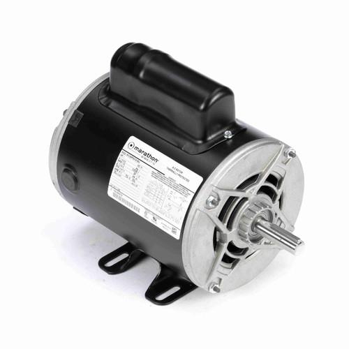 Marathon C1480 1 HP 1800 RPM 115/230 Volts General Purpose Motor