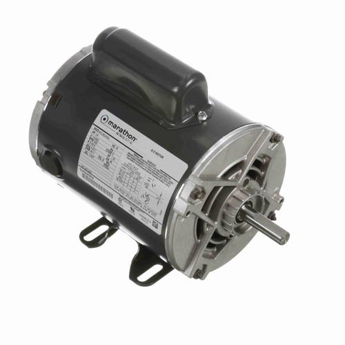 Marathon C431 1/4 HP 1425 RPM 110/220 Volts General Purpose Motor
