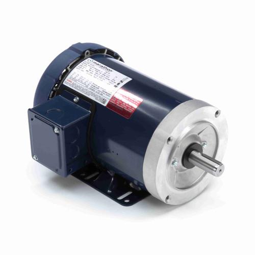 Marathon GT1203 1-1/2 HP 3600 RPM 230/460 Volts General Purpose Motor