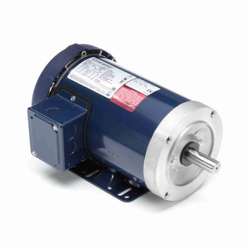 Marathon GT1201 1 HP 1800 RPM 230/460 Volts General Purpose Motor