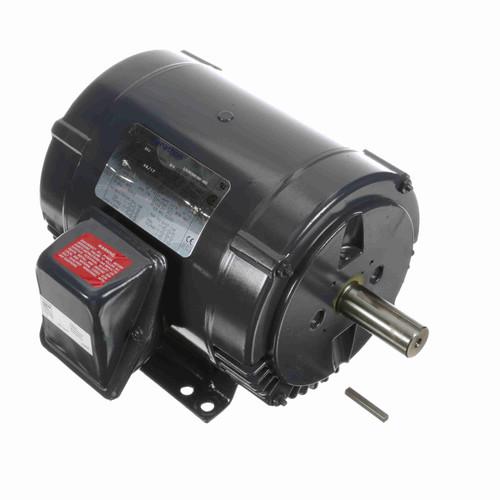 Marathon GT0005 1-1/2 HP 1200 RPM 230/460 Volts General Purpose Motor