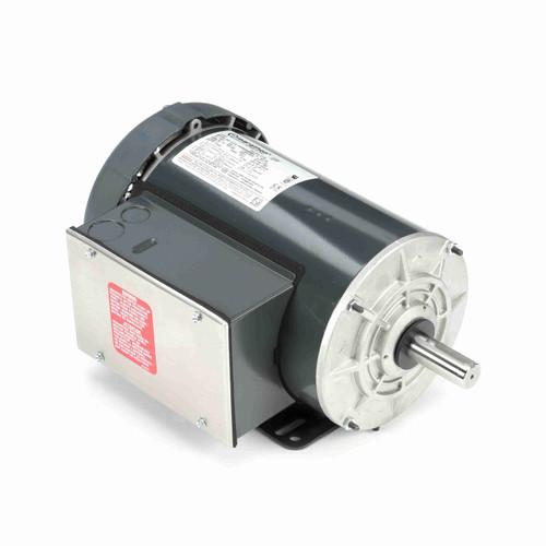 Marathon Z118 1-1/2 HP 1740 RPM 115/208-230 Volts Farm Duty Motor