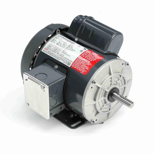 Marathon F101 1/3 HP 1725 RPM 115/208-230 Volts Farm Duty Motor