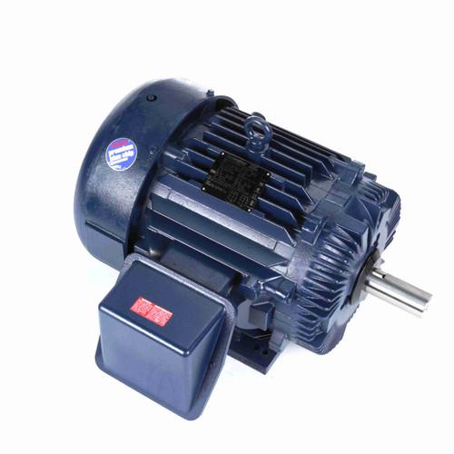 Marathon E244 75 HP 1200 RPM 230/460 Volts General Purpose Motor