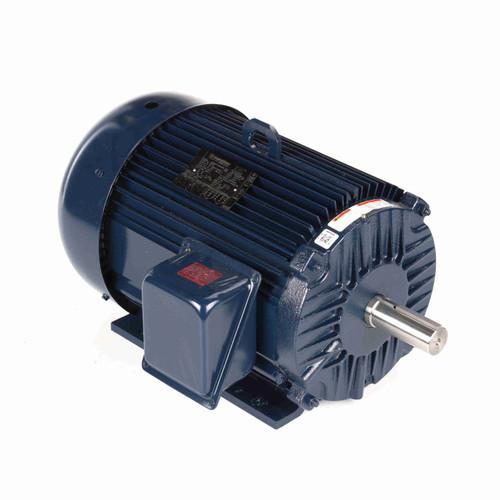 Marathon E2124 20 HP 1800 RPM 230/460 Volts General Purpose Motor