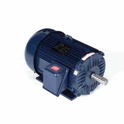 Marathon E2123 20 HP 3600 RPM 230/460 Volts General Purpose Motor