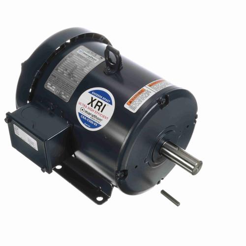 Marathon E2159 3 HP 3600 RPM 200 Volts General Purpose Motor