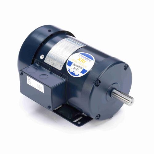 Marathon E2101 1 HP 1800 RPM 208-230/460 Volts General Purpose Motor